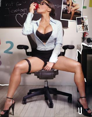 a sexy teacher